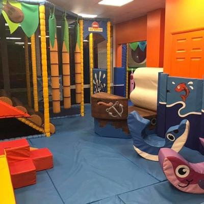 Indoor Play area Under 5's