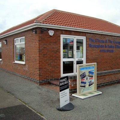 The Chase and Grange reception and office