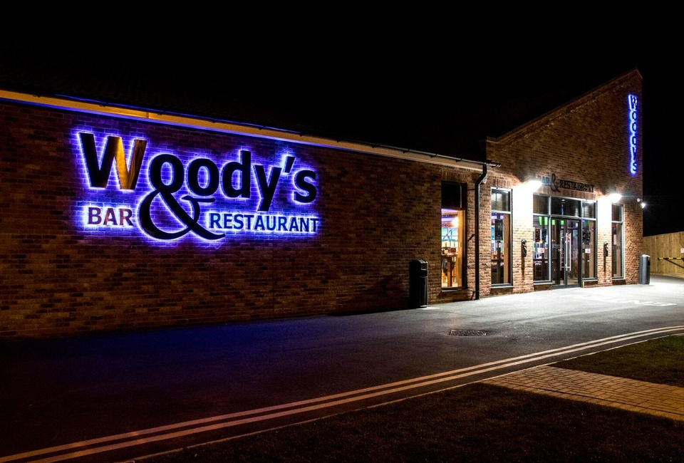 Why not visit Woody's Bar for a great night out?