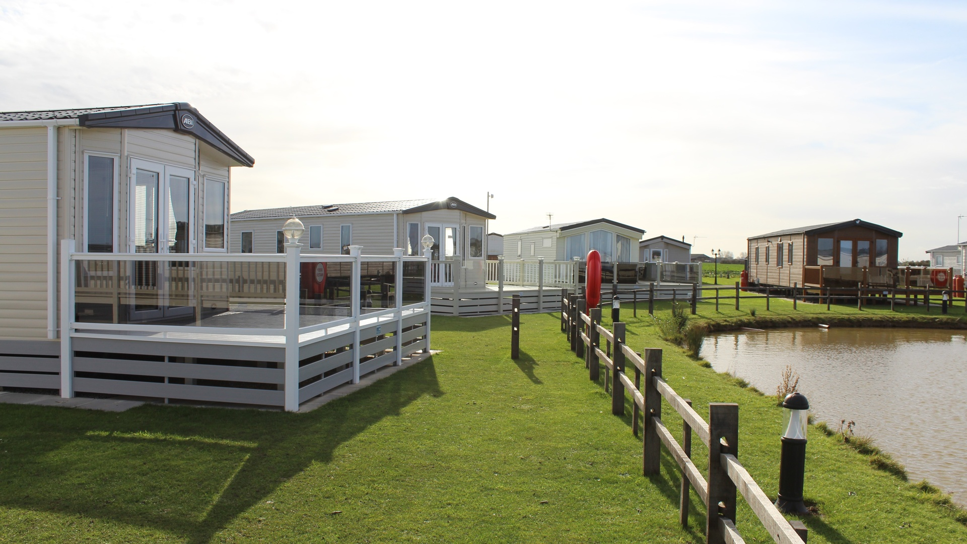 Holiday Homes From £7995